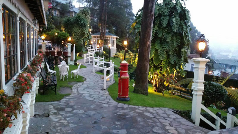 """""""Queen of the Hills"""" Darjeeling is the third most Googled travel destination in the himalayas among all the other tourist destinations in India."""