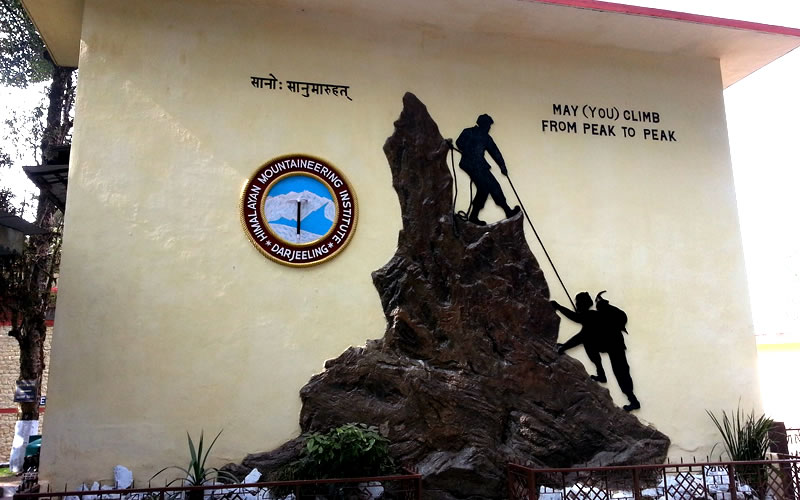 Since the time of its establishment, the Himalayan Mountaineering Institute of Darjeeling has trained more than 50,000 students who have moved on to become great mountaineers