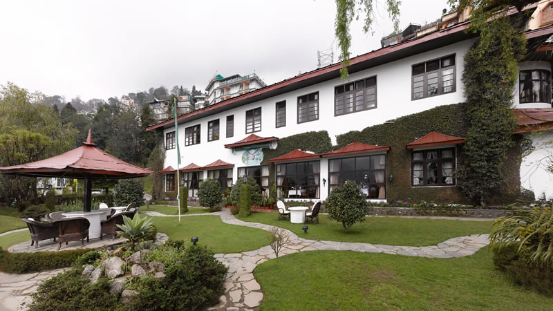 The Nor-Khill Gangtok is now a luxury Elgin heritage hotel. The hotel is situated in the heart of Gangtok town, 5000 feet up in the Himalayas.