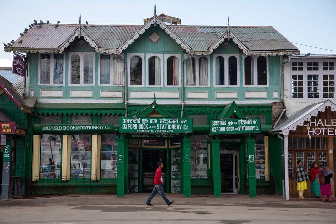 6 places to visit in Darjeeling, Oxford Bookstore near The Elgin Hotels & Resorts