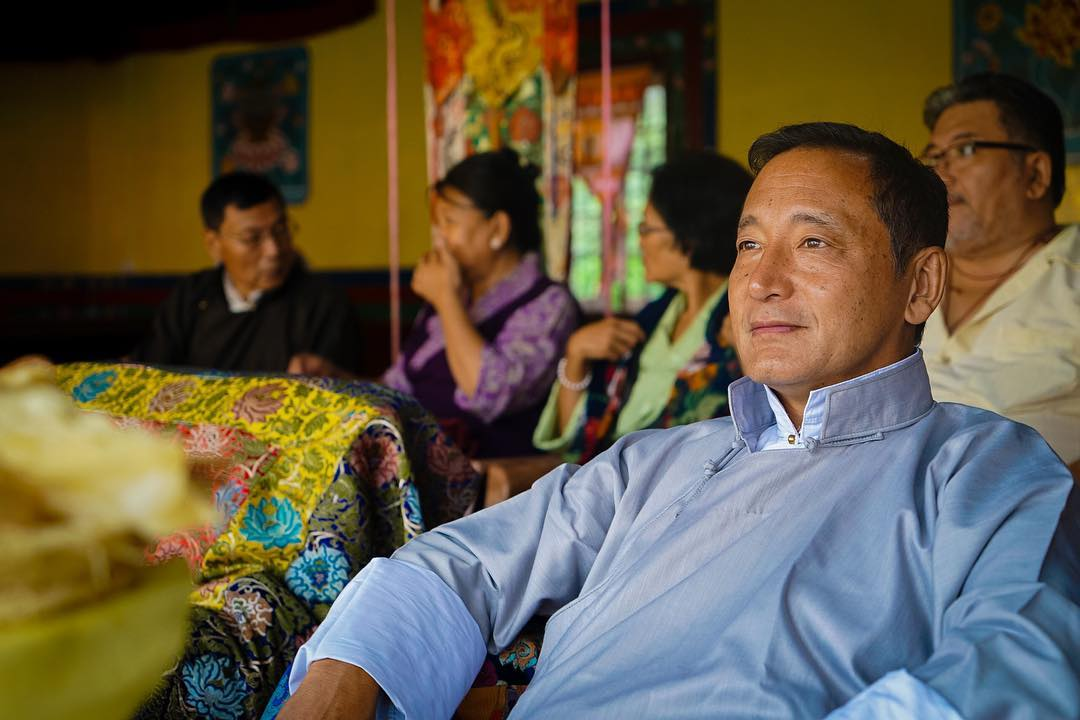 Wangchuk Tenzing Namgyal, Elgin Hotels and Resort