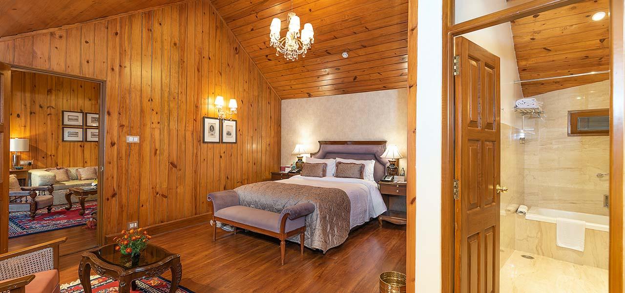 Premium Attic Suites at Elgin Darjeeling